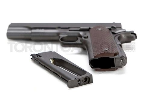 Kwc 26rd Extended Co2 kwc 1911 co2 blowback