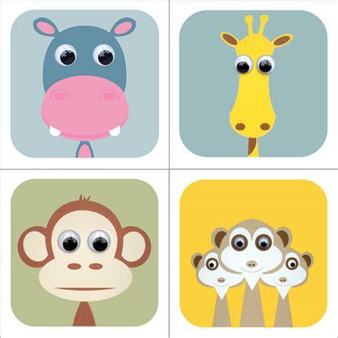 Animal Gift Card - safari animal cards by stripeycats notonthehighstreet com
