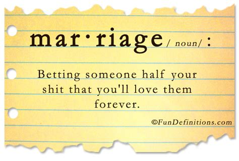 Werte definition of marriage