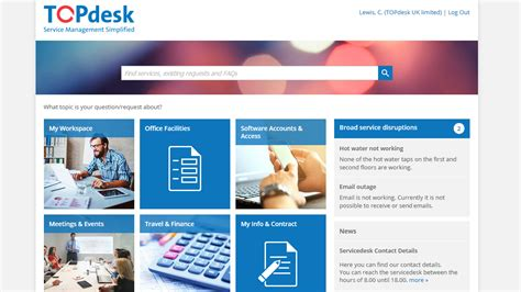 Att Help Desk by Software Topdesk Software And Consultancy