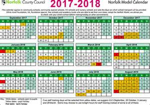 Calendar 2018 With School Holidays Uk Term Dates Avenue Junior School