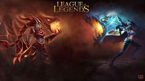 Wall Images Hd by League Of Legends Fonds D 233 Cran Arri 232 Res Plan 2560x1440
