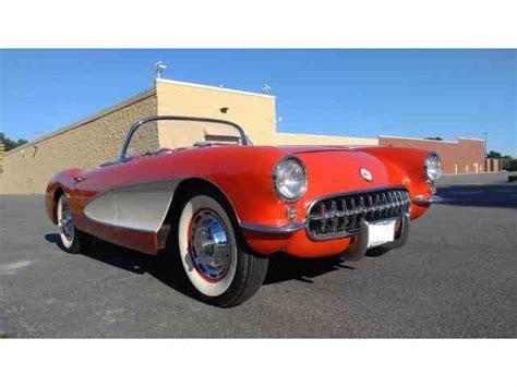 1956 chevrolet corvette 1956 chevrolet corvette for sale on classiccars
