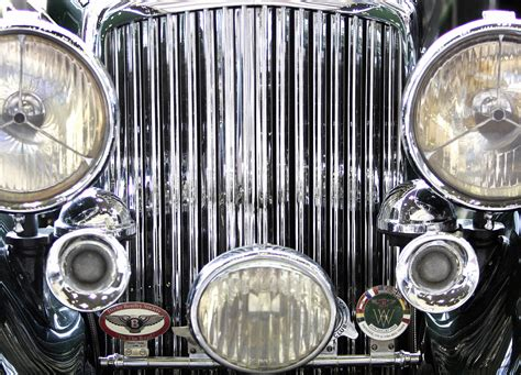 vintage bentley grill vintage car values inflated by social media fortune