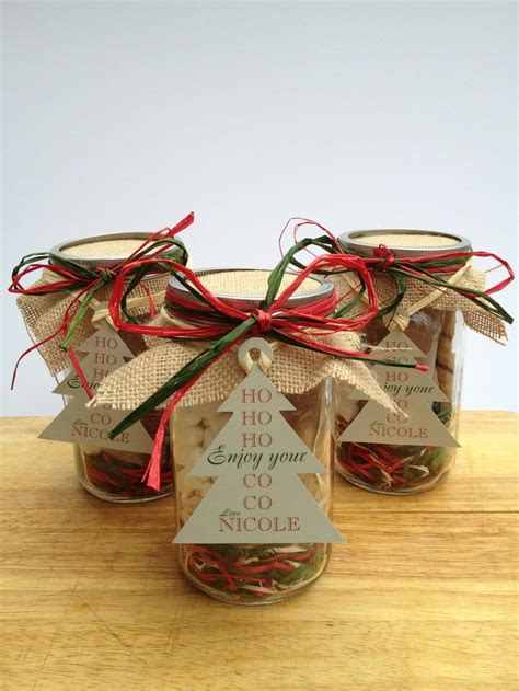 christmas gift in a jar christmas pinterest