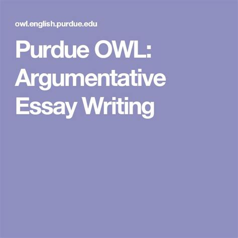 Owl Purdue Persuasive Essay by 1000 Images About School Stuff On American Literature High School And