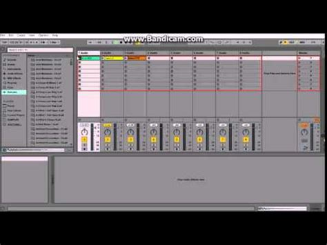 Ableton Live 9 Lite by Ableton Live 9 Lite Tutorial 5 Session View Using A