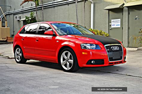Audi A3 S Line 2008 by 2008 Audi A3 S Line 2 0t Sporty Stunning