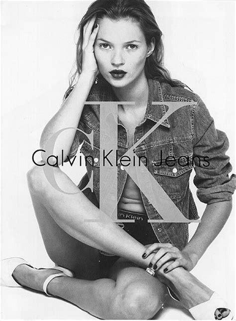 Ck Melanie calvin klein ads throwback thursday 50 totally