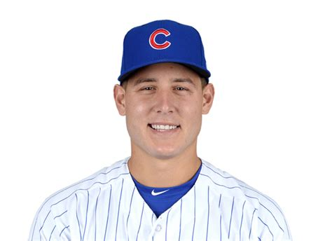 anthony rizzo stats rotowire baseball anthony rizzo stats news pictures bio chicago