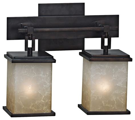 Arts And Crafts Bathroom Lighting Corteo Collection Two Light Bath Light Fixture Modern Bathroom Vanity Lighting