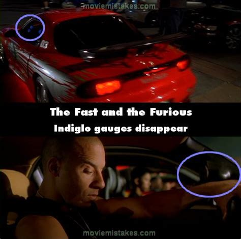 fast and furious mistakes the fast and the furious movie mistake picture 25