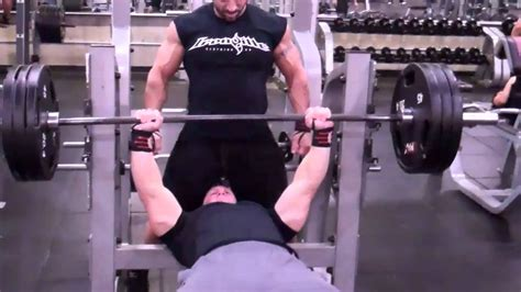 bench press 315 mark lovell bench press 315 x 10 youtube