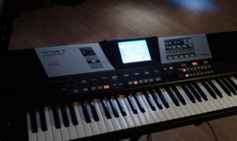 Keyboard Roland Va 3 roland va 7 image 235612 audiofanzine