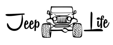 jeep logo art related keywords suggestions for jeep decals