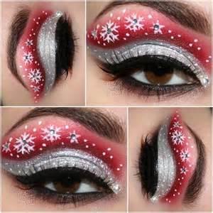 cute eye makeup ideas for christmas trusper