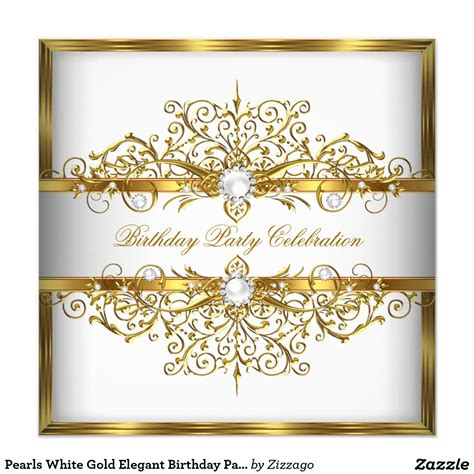 birthday themes elegant elegant birthday party invitations cimvitation