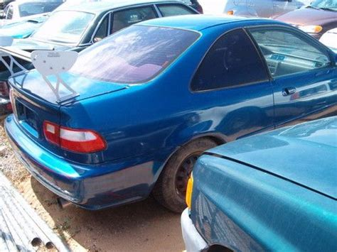 how cars run 1994 honda civic free book repair manuals buy new 1994 honda civic ex coupe 2 door 1 6l project car not running no rust arizona in kingman