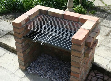 backyard brick bbq it is easy to make a brick bbq pit your own fire pit
