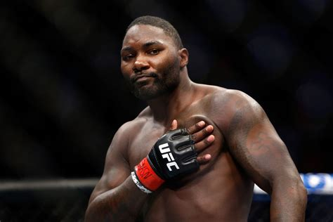 Ufc Light Heavyweight by Retired Anthony Johnson Teases Return In Cryptic Message I M Getting That Itch Bloody