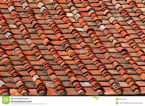 Terracotta Tile Roof Terracotta Roof Tiles Royalty Free Stock Photos Image 20611528