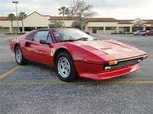 1984 308 For Sale Buy Used 1984 308 Gts Quattrovalvole Model
