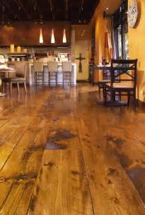 Wide Plank Pine Flooring Wide Plank White Pine Floor Living Room