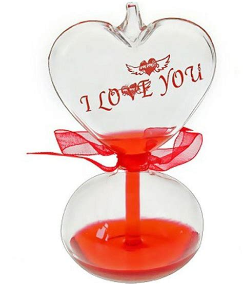 Hdfc Credit Card Reward Points Gift List - gifts online red glass love meter valentine special gift set buy gifts online red