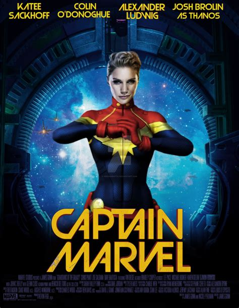 film kapten marvel captain marvel movie poster by arkhamnatic on deviantart