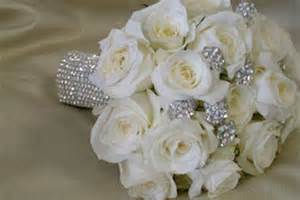 Wedding Bouquet Bling by Wedding Flowers Bling