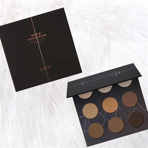 james charles artistry palette back in stock glam junkies 187 neu augenbrauen on fleek mit der zoeva
