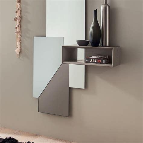 specchiera ingresso specchiera moderna da ingresso con appendiabiti alfred