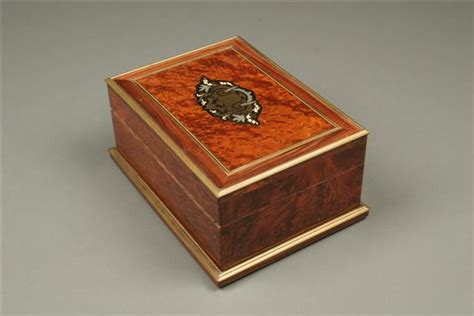 Box Hitam Outdoor Indoor Serbaguna 1285 napoleon iii sewing box inlaid with silver and bronze