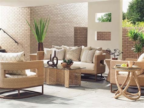 modern wicker patio furniture www imgkid com the image