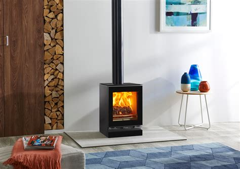 vision small wood burning stoves multi fuel stoves
