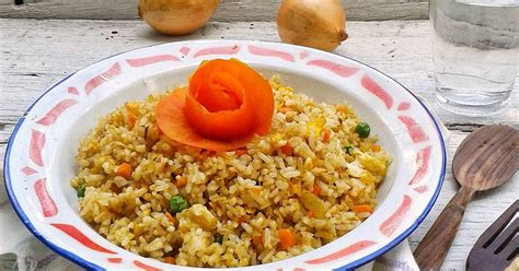 membuat nasi goreng ala anak kos resep nasi goreng bombay pr nasigoreng beserta tips