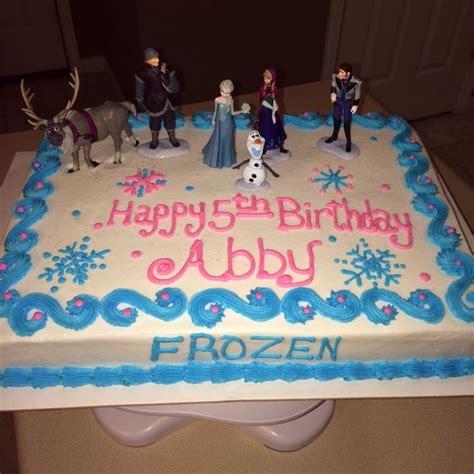 frozen sheet cake ideas  pinterest