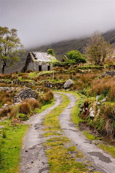 Cottages In Kerry Ireland by Abandoned County Kerry Ireland The Best Travel Photos