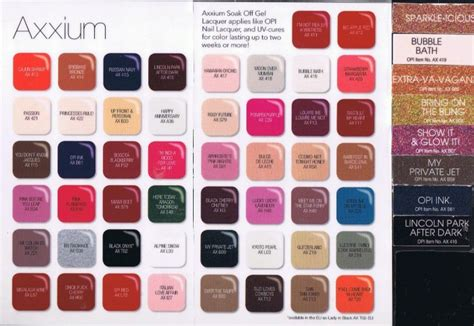 opi gel color chart 2015 opi gel colorugg stovle