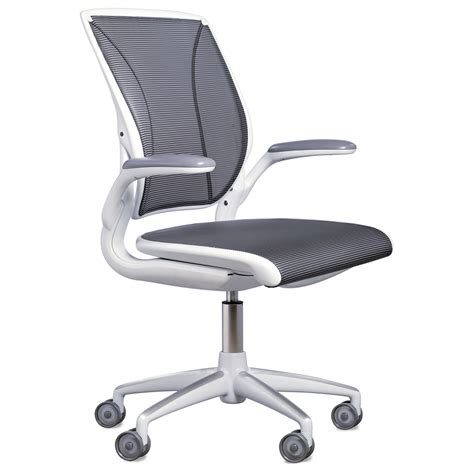 humanscale office chair parts humanscale diffrient world mesh task chair