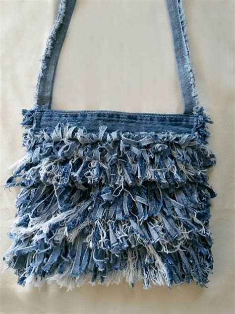 Handmade Blue Jean Purses - 1000 images about an lil on nespresso pop