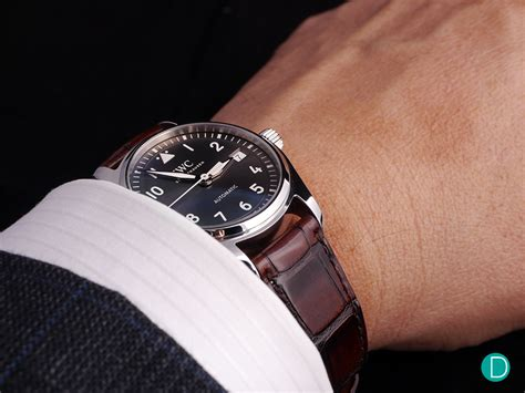 bid on review iwc pilot s automatic 36