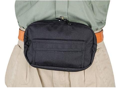 Primary Original Black Pouch mike s gunrunner belt pack holster original 8 wide