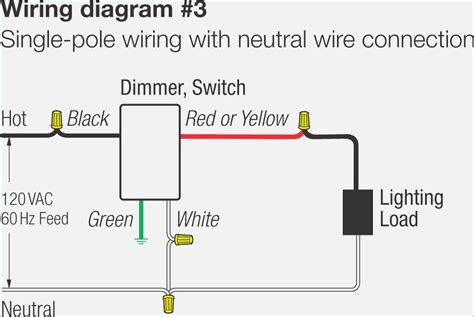 led dimmer switch wiring diagrams wiring diagram