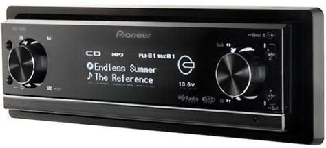pioneer dex prs stage  head unit  reference system