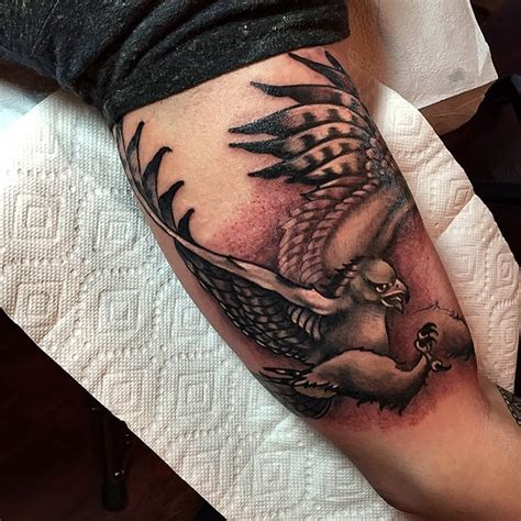 hawk tattoos designs ideas and meaning tattoos for you