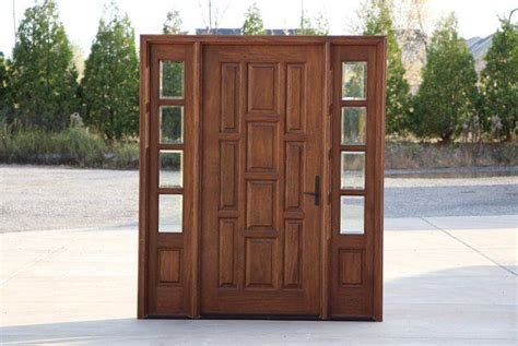 home depot front doors with sidelights bifold patio doors a alternative for you
