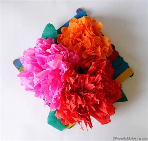 What Can You Make With Crepe Paper - how to make crepe paper flowers tutorial