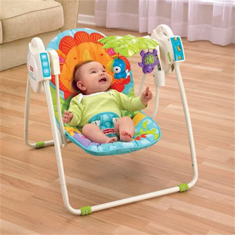 portable baby swings precious planet portable baby swing is perfect for use on