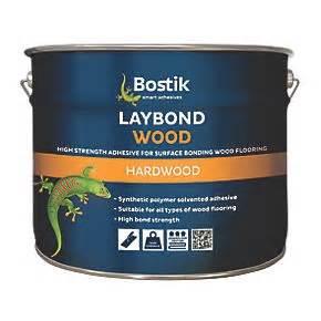 bostik laybond wood floor adhesive 7kg floor adhesives screwfix com